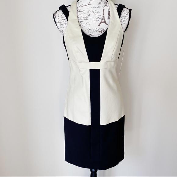 Nicole Miller classic sheath summer dress